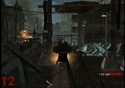 Call of Duty World at War Map: Zombie Village 3, Developed ... Call Of Duty World At War Zombies Maps on