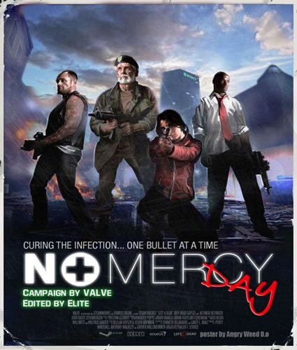 Left 4 Dead Campaign No Mercy Day Developed by Elite
