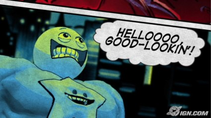 Comic Jumpe Captain Smiley