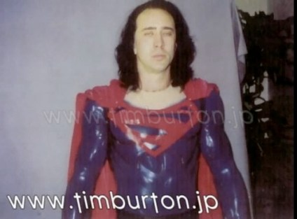 nick cage superman kevin smith
