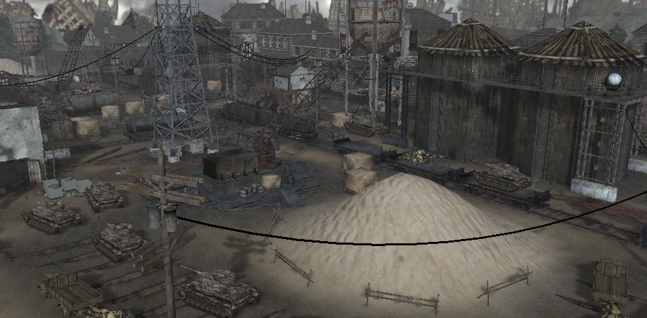Call Of Duty World At War All Maps on