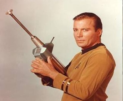 Captain Kirk Has Took to Much LSD, & His Penis is on the Floor. What Has William Shatner Done.