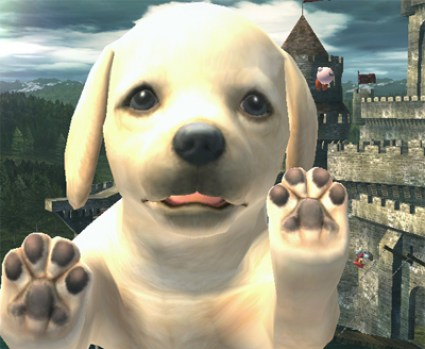 nintendog tribute nintendo ds wii dog pwn best dog ever