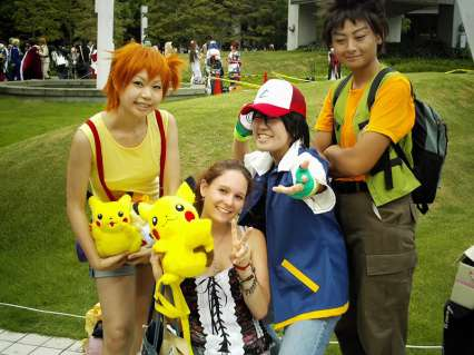 Raichu Proposes to his Pikachu for Marriage During AWA Event!