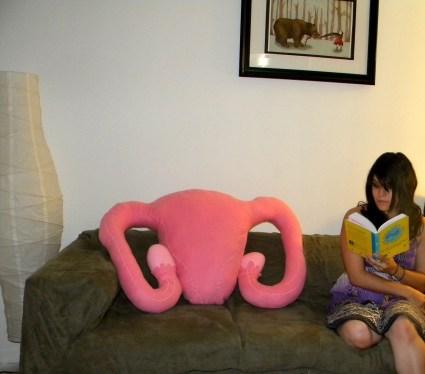 uterus pillow ultimate women 1