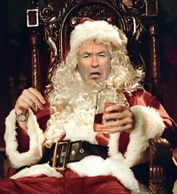 Angry Grandpa Ruins Christmas by Dissing Santa Claus!