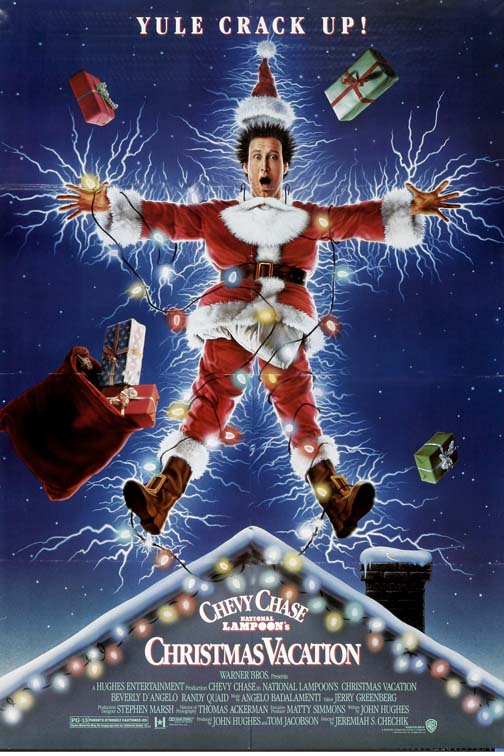 Inception Style National Lampoon Christmas Vaction Movie Trailer From Andrew Fischer Nurv