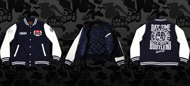 LoyalKNG Winter 2012 Lettermen navy all
