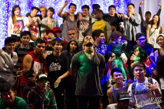 Lets Break up Bboy Dallas LoyalKNG132