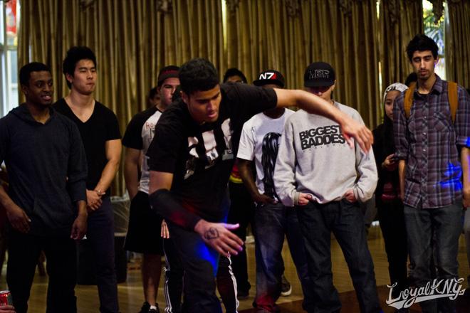 Lets Break up Bboy Dallas LoyalKNG22