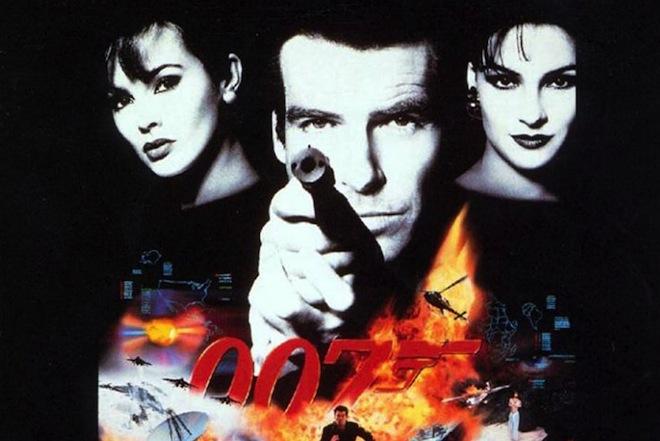 Goldeneye 007 (N64) - DId You Know Gaming? Feat. Brutalmoose!