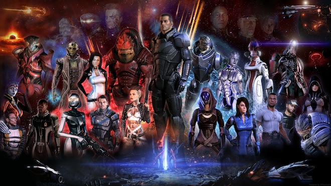 BioWare Lore in a Minute, Creators of Mass Effect & Star Wars the Old Republic