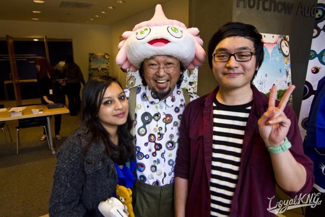 Takashi Murakami Jellyfish Eye Dallas 2014 LoyalKNG _18