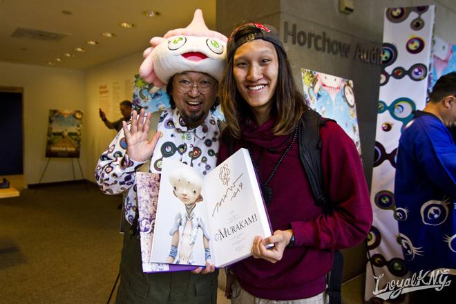 Takashi Murakami Jellyfish Eye Dallas 2014 LoyalKNG _19