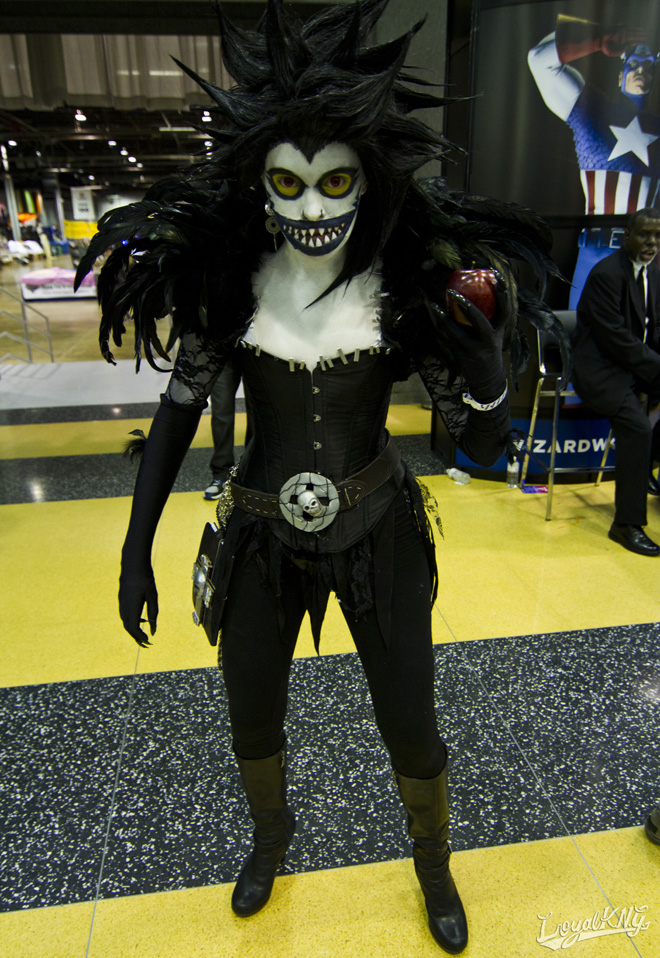 Wizard World Chicago LoyalKNG 2014346