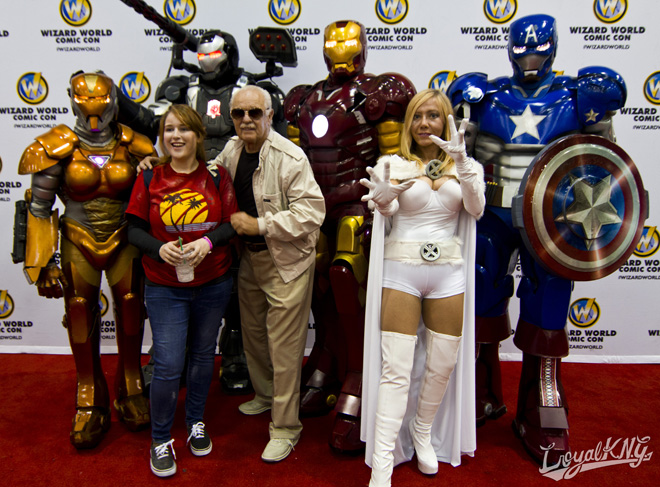 Wizard World Chicago LoyalKNG 2014376