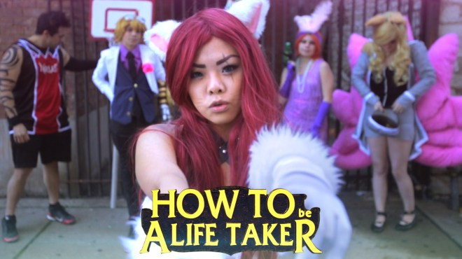 League of Legends How to be a life taker Thumbnail_00000
