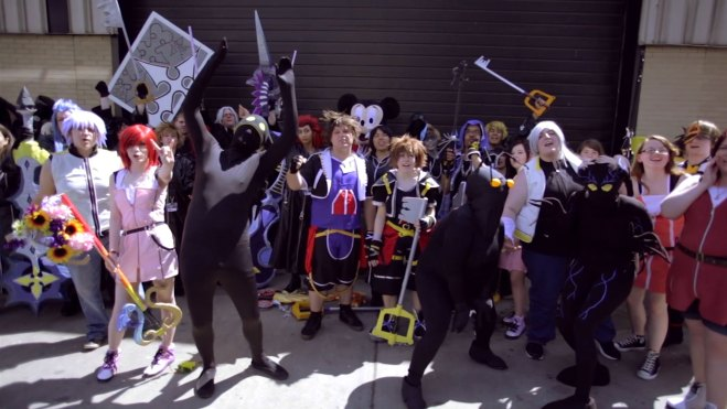ZZZZAnime Central ACEN 2015 Cosplay Music Video Arigatou Appreciation 2_00000
