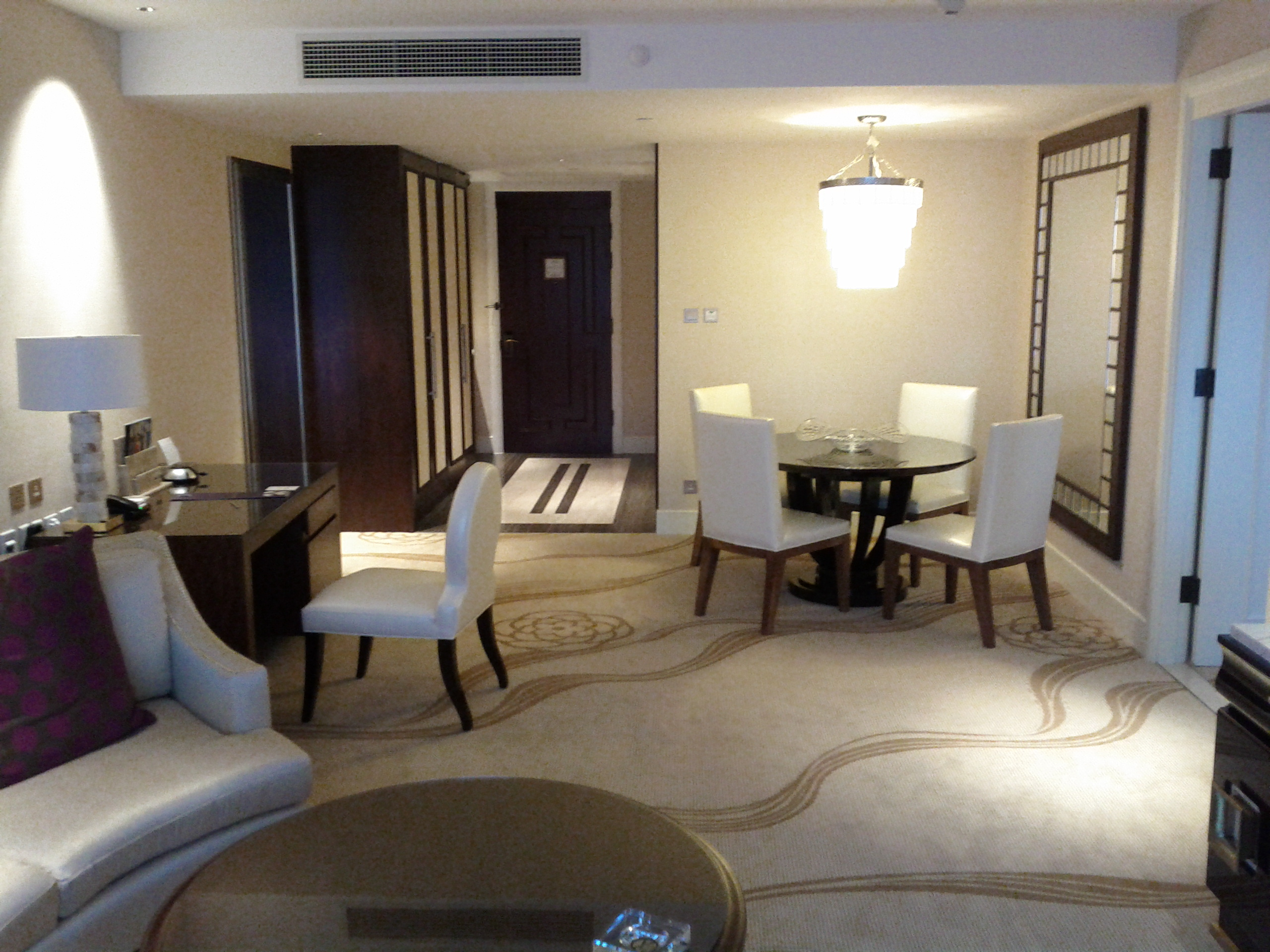 Conrad Macao  Review of My Stay  LoyaltyLobby