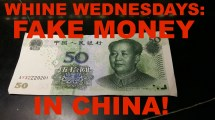 Whine Wednesdays Beware Of Fake Taxis & Money In