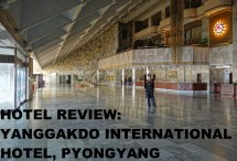 Yanggakdo International Hotel Pyongyang