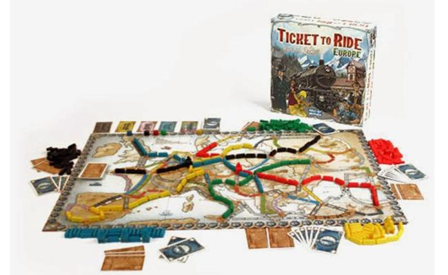 Ticket To Ride Board Game London Ontario Free Download