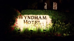 Wyndham Hotel, Palm Springs