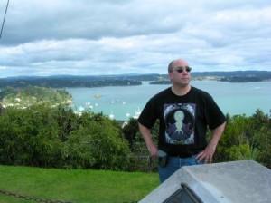 Ric Garrido, Bay of Islands, New Zealand