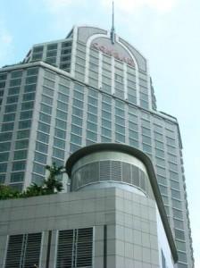 Conrad Hotel Bangkok Thailand
