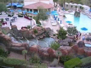 Hilton Pointe Tapatio Cliffs pool Phoenix Arizona