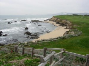 Ritz-Carlton Hotel, Half Moon Bay, California