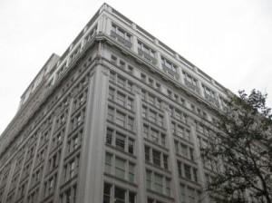 The Nines Meier and Frank Building Portland Oregon