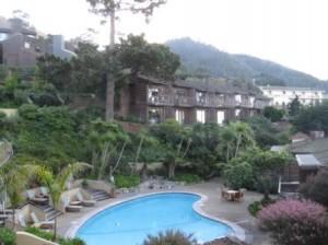Hyatt Highlands Inn pool