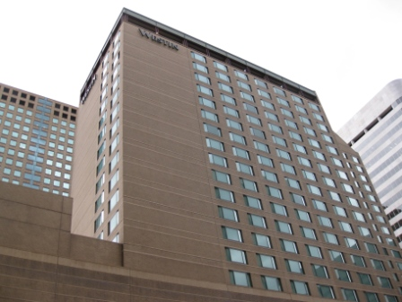 Westin Tabor Center in Denver Central Business District