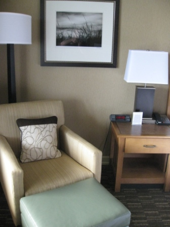 big chair with ottoman ikea gullholmen rocking my square foot – an examination of hotel room size