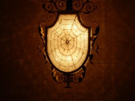 Westin St. Francis hall light