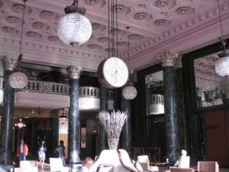 Westin St. Francis lobby