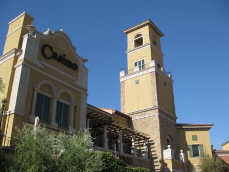 MonteLago Casino Lake Las Vegas