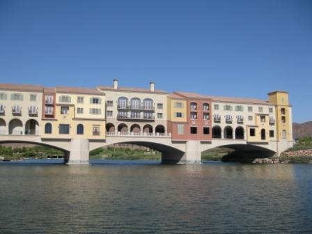 Pontevecchio Bridge of Lake Las Vegas
