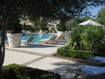 Ritz-Carlton Lake Las Vegas pool