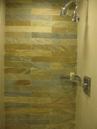 Westin Napa Verasa 2013 shower