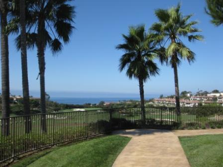 St. Regis Monarch Beach ocean view from hotel