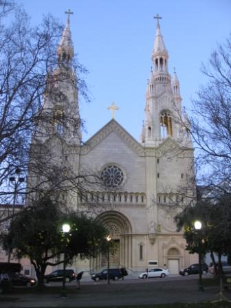 Saint Peter and Paul Church, North Beach, San Francisco