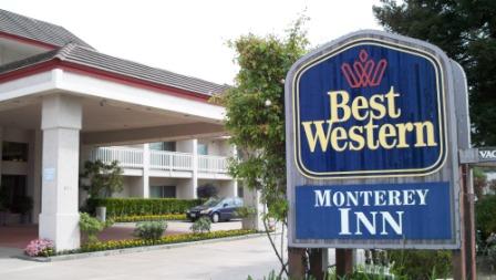 Best Western Monterey Inn, Monterey, California