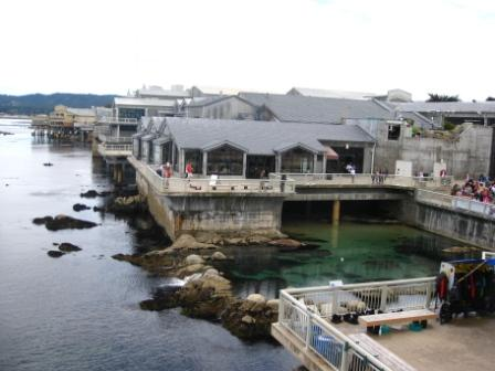 Cannery Row In Monterey Photo Walk Of Hotels And