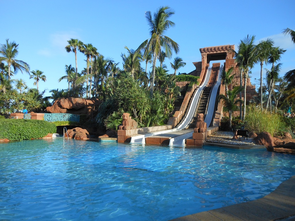 Atlantis Resort Aquaventure Water Park Bahamas