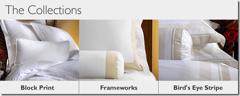 Marriott bed collections