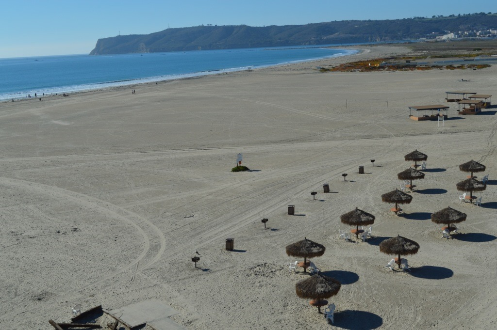 Coronado Beach In A Dry December Loyalty Traveler