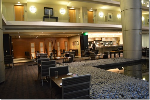 Westin DTW dining