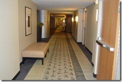 Westin DTW hallway